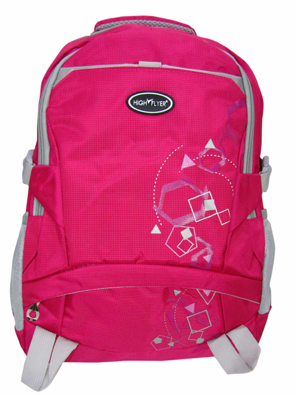 7f02a433c254 ... Highflyer Trendy Backpacks with Laptop Compartments-2082.  featured-800x521. sb-2082-pink-front